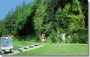 Golden Tour Slot - Auf dem Golfplatz