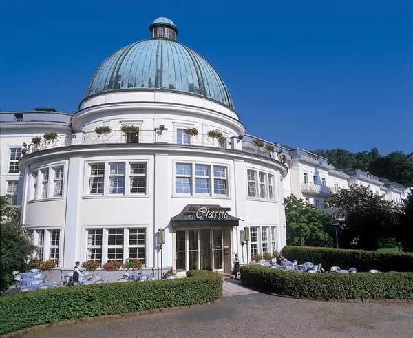 Bad Wildungen Hotel Maritim Badehotel : Das Maritim Badehotel in Bad Wildungen ist ein 4 Sterne Haus mit