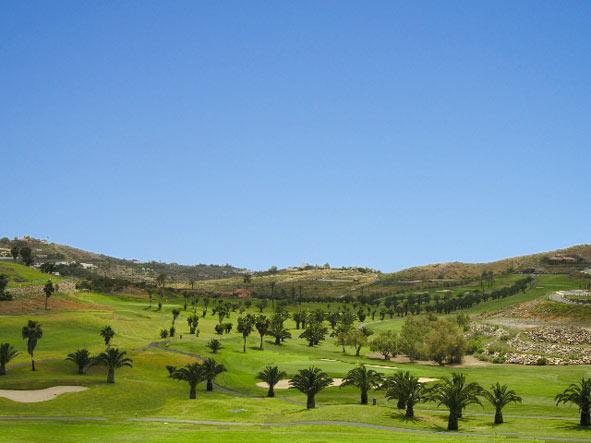 Villas salobre golf resort golfurlaub mit fairway for Villas salobre golf